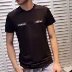 armani jeans black tshirt